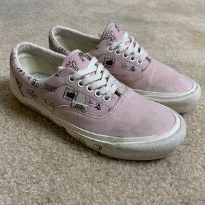 Vans x Brain Dead Vault Sneakers LX Sz 9
